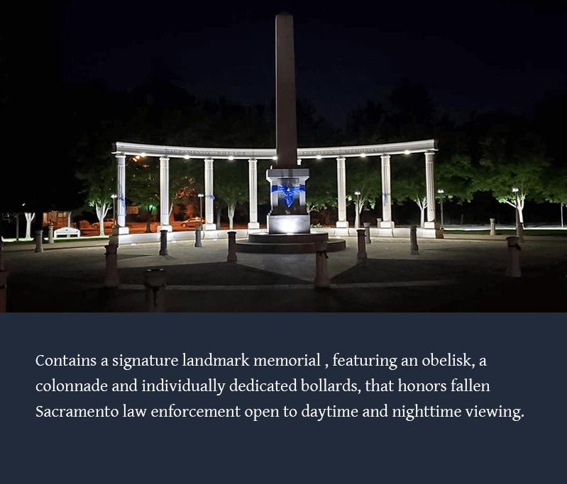 03 Memorial at Night Slide Mobile