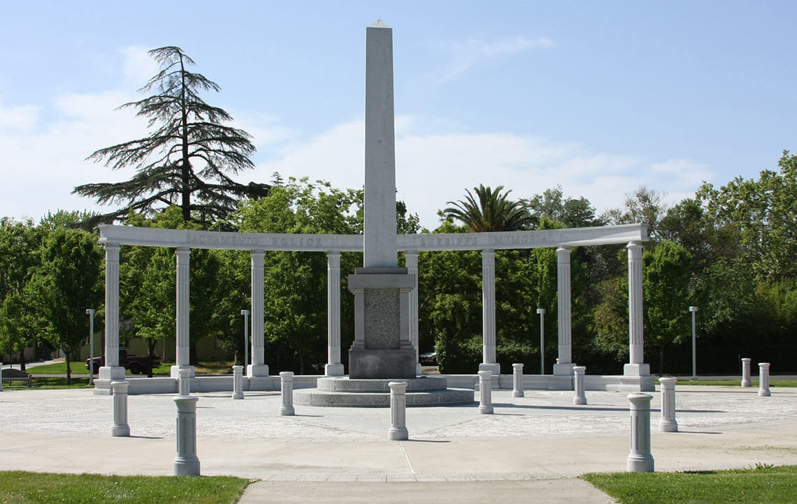 Sacramento-Police-Sherriffs-Memorial